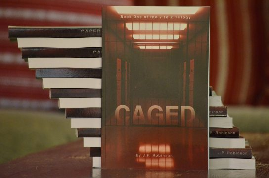 Caged, by JP Robinson